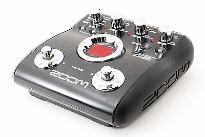 Zoom G2 Guitar Effects Pedal Multi-Effects From Japan *152122