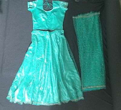 Indian Ethnic designer bollywood Large size, 3 Piece dress Lehnga Party Outfit