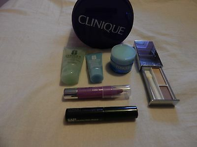 6 BN Clinique Make Up Travel/Sample Sizes