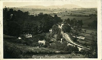Alteryn, NEWPORT, Monmouthshire RP