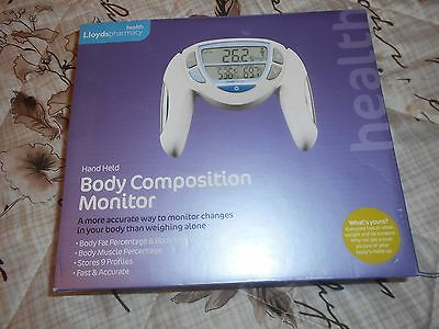 Bnib Lloyds Pharmacy Body Composition Monitor