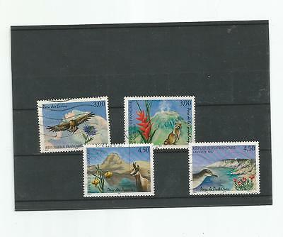 Timbres France Obliteres - Serie Nature 1997