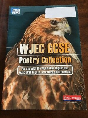WJEC English GCSE poetry Collection