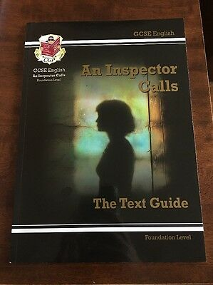 GCSE An Inspector Call Revision Guide