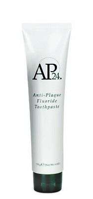 Nu Skin AP-24 Anti-Plaque Fluoride Toothpaste 170g BNIB No Harmful Ingredients!