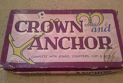Crown & Anchor Game by Harlesden