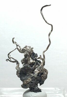 Native Silver Wires Mined Shanxi China 3g