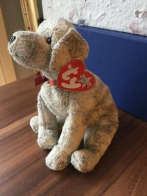 Ty Beanie Baby Tricks The Dog With Tag