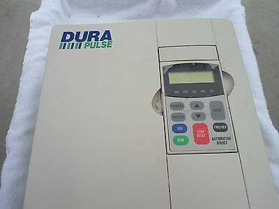 Automation Direct DuraPulse  230V  20HP AC Drive    GS3-2020