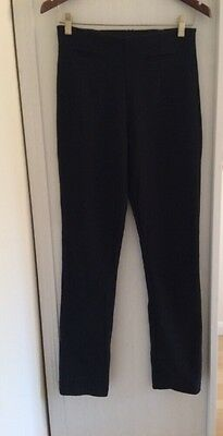 Black Riding Jodhpurs Trousers From Equestrian Size Small