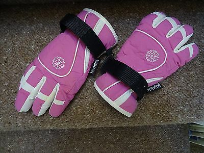 THINSULATE INSULATED WINTER GLOVES - Girls
