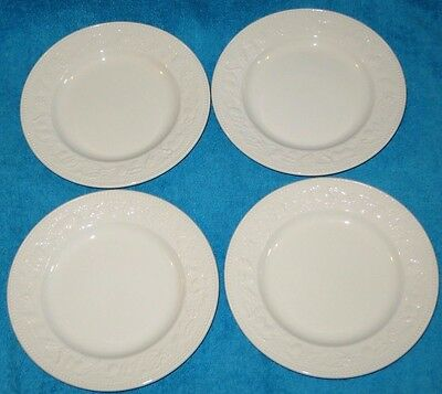 4 X Barratts  Strawberry Vine Similar To Bhs Lincoln 6.75 Inch Tea / Side Plates