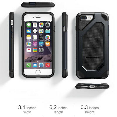Ultra Slim Shockproof Tough Armour Heavy Duty Case Cover iPhone SE 5 6 s 7 8 X