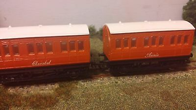 Thomas Annie and Clarabel coaches - Used