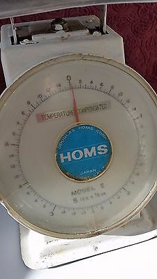 HOMS Mode l5 Vintage Temperature Compensated Scale 5lbs