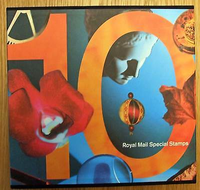 GREAT BRITAIN 1993 Royal Mail Special Stamps Year Book