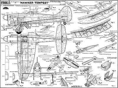 Frog Hawker Tempest Plans