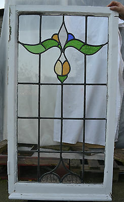 Leaded light stained glass window. R431a. WORLDWIDE DELIVERY!!!