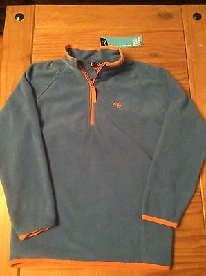Boys Fleece. Crane. Ages 7-8. Brand New With Tags. Walking/hiking. L@@k