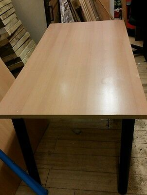 Office Meeting Top Rack Table Rectangular Good used condition