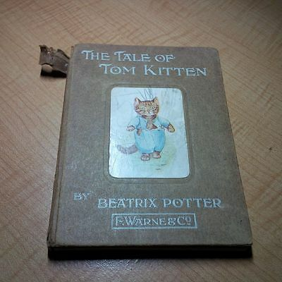 Beatrix Potter Book The Tale of Tom Kitten First Edition?