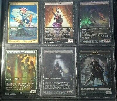 Magic the Gathering - Mtg Card Folder / Collection Promo Full Art