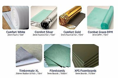 Laminate & Wood Underlay - 3mm or 5mm - Same Day Collection - Cheapest on EBAY