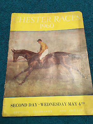 1960 Chester Cup Trelawny top class stayer of the era