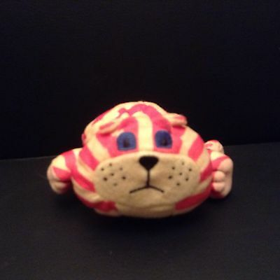 Bagpuss Beanie Soft Happy Meal Toy
