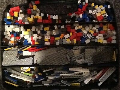 Lego in carry box