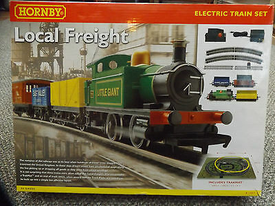 Hornby Local Freight Electric Train Set
