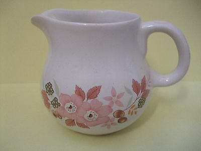 Brand New - Boots Hedge Rose Small Milk Jug