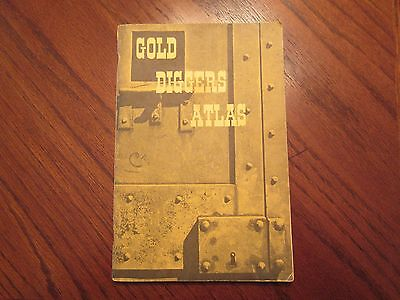WOW-Gold Diggers Atlas-1971 Booklet