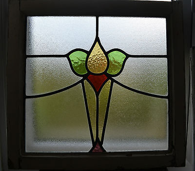 British leaded light stained glass window. R370a. WORLDWIDE DELIVERY!!!