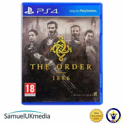 The Order: 1886 (PS4) **NEW & UNSEALED**