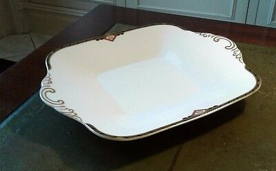 Spode Bone China Dish / Plate - Harvard design