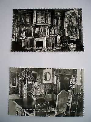 """Two postcards of """"Maison Victor Hugo"""", Guernsey"""