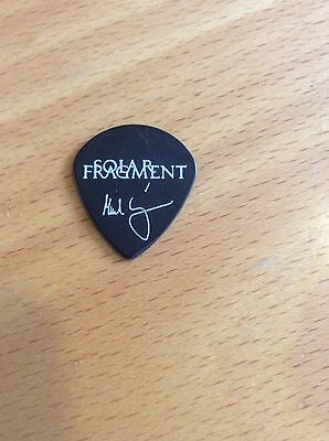 Solar Fragment Genuine Gig Guitar Pick. German Power Metal. Very Rare. L@@k