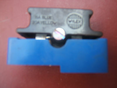 Wylex Cartridge Fuse And Carrier