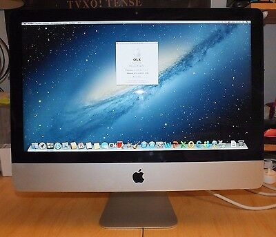 """iMac A1418 13.1 21.5"""" 1To 8Go OSX 10.8 MD093LL/A"""