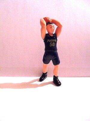 figurine publicitaire kellogg's nba basketball pacers 58