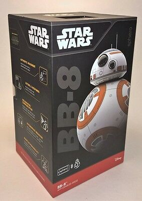 Brand NEW.Sealed. Star Wars The Force Awakens BB-8 App Enabled Droid Sphero