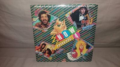 Now That's What I Call Music 4 (2LP) Gatefold Sleeve - LPs in VGC Free UK Post