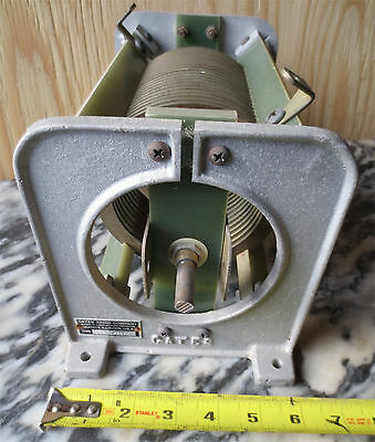 Roller Inductor, 26uh @ 20 amps (Gates/Harris 26VC2144)