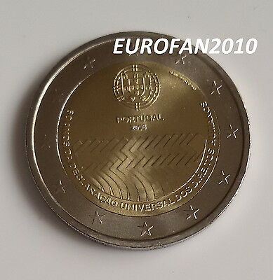 Portugal 2008, 2 Euro Commemorative