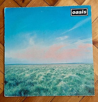 Oasis Whatever 12 Inch Vinyl (Creation 1994 cat CRE 195T)