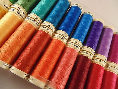 Gutermann Sew-All 100m Polyester Thread Choose your own colour