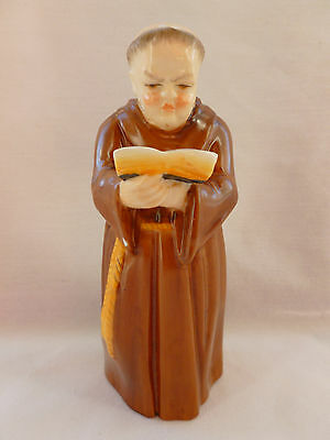 Royal Worcester Monk Candle Snuffer Extinguisher