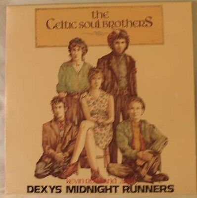 Dexy's Midnight Runners - The Celtic Soul Brothers 12inch Single