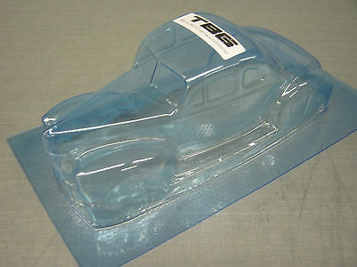1/24 1940 F Type Coupe Body Clear Lexan Vintage